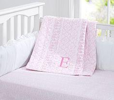 Isabelle Nursery Bedding #pbkids