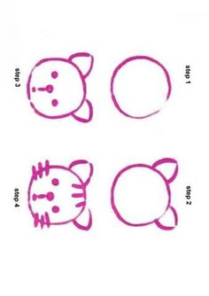 Image detail for -Free learn draw cartoon page,free printable kids step by step drawing ...