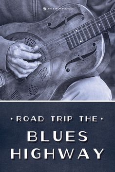 U.S. Route 61 is so rich in musical history it is nicknamed the Blues Highway. Tim would enjoy this!