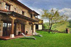 casa para 8 en San Roque de Riomiera