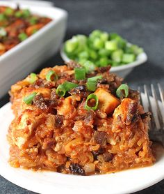 This Paleo Barbecue Chicken Casserole is healthy, comforting and fulfilling. Flavorful barbecue sauce combines with tender chicken and crispy bacon to make an ultimate meal! Whole30, gluten free, dairy free and incredibly delicious! The first time I made this is was completely random. I had some of my barbecue sauce that needed to be used...Read More »