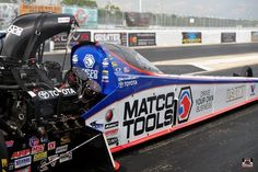 2014 Antron Brown Top Fuel Matco Tools Dragster