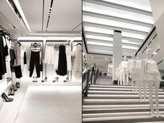 Zara Fifth Ave store by Elsa Urquijo Architects, New York store design