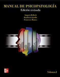 "Cover of ""Manual de psicopatologia v1"""