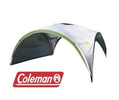 Coleman Event 14 (Deluxe) Shade 4x4M Shelter + Sunwall - Angle View