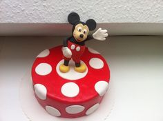 Mickes Mouse Torte