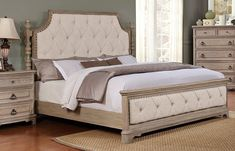 Discover the best coastal bedroom furniture sets, which includes matching coastal beds, beach dressers, coastal headboards, beach nightstands, and more. Queen Size Bedding, White Bedding, Bedding Sets, 5 Piece Bedroom Set, Bedroom Sets, Master Bedroom, King Bedroom, Bedrooms, Bedroom Furniture Sets