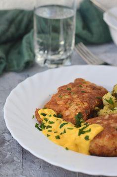 Cheddar, Fish And Seafood, Fish Recipes, Tandoori Chicken, Risotto, Ethnic Recipes, Roast, Creative, Cheddar Cheese