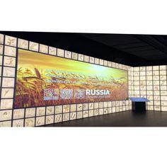 Russia Pavilion, Expo 2015 #expo #russia #pavilion #Milan #feedingthe planet #energyforlife