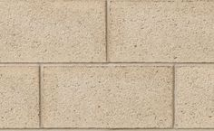 Profile Series Block in Peel Beige Quartz by Brampton Brick. The compressive strength of Profile Series concrete block units is suitable for use in a masonry-bearing or single wall. This product is also manufactured with a water repellent additive and is permeable to water vapor. Concrete Blocks, Bel Air, Tile Floor, Brick, Quartz, Profile, The Unit, Water