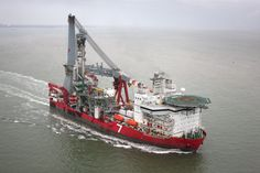 Subsea 7 Wins $800 Million North Sea Contract