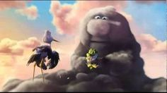 Partly Cloudy - (Full HD), via YouTube. For inference