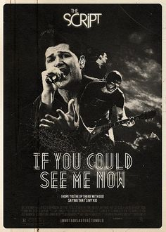 The Script, my favorite Band!
