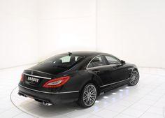 2012 Brabus Mercedes Benz CLS
