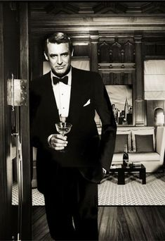 Cary Grant, the perfect gent