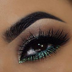 Emerald sparkle