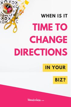 Spoiler alert: if your passion feels like a CHORE, maybe it's time for a change!  I'm sharing a personal story which will help you decide when it might be time to change directions with your online business. So if you're feeling stuck in your biz, give this short + actionable episode a listen!