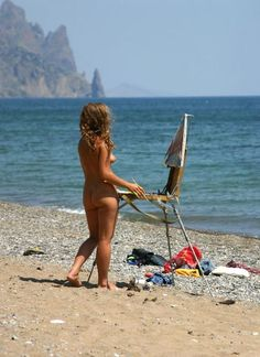 s nude nudist Life naturist style photography