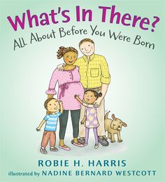 Gus and Nellie have some exciting news: there's going to be a baby in their family! Join them through the seasons as they watch their mother's pregnancy with fascination and curiosity while awaiting the birth of their new baby sibling. New York Times best-selling author Robie H. Harris follows the stages of pregnancy and childbirth in a matter-of-fact and comfortable way. HC 9780763636302 Ages 2-5