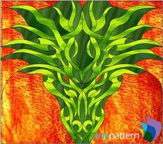 Dragon-18 x 16 – anypattern.com