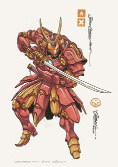 More Samurai Inspired Art The creations of 40 brilliant artists; Marvel Art, Marvel Dc Comics, Marvel Avengers, Comic Book Characters, Marvel Characters, Heros Comics, Memes Marvel, Iron Man Art, Samurai Artwork