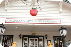 Applewood Farmhouse Restaurant in Pigeon Forge, Tennessee
