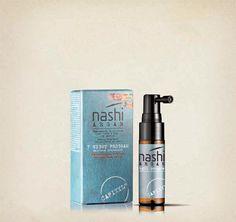 Das Nashi Nachtprogramm regt die  Kopfhaut an ... Capixyl von #Nashi unterstützt das Haarwachstum.   #Haare #Haarwachstum #Haarpflege