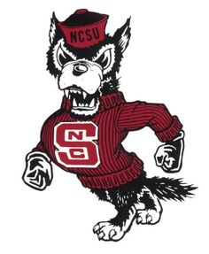 The NC State Wolfpack football team represents North Carolina State University in the sport of American football. Description from snipview.com. I searched for this on bing.com/images