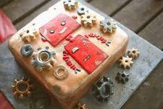 Resultado de imagen para robot cake