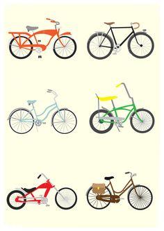 sweet bikes!