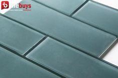 Subway tiles - Field Tile's - Kitchen Backsplash - Pool Mosaic Tile's - Accent Wall Tile's Blue Glass Tile, Glass Brick, Mosaic Glass, Subway Tile Backsplash, Glass Subway Tile, Wall Tile, Bathroom Accent Wall, Downstairs Bathroom, Border Tiles