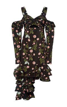 M'o Exclusive Valeria Messalina Dress by JOHANNA ORTIZ Now Available on Moda Operandi