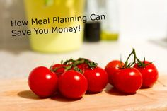 How Meal Planning Saves You Money! — Nikki Kinzer