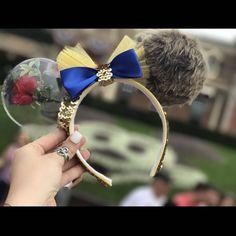 Disney Diy, Diy Disney Ears, Disney Minnie Mouse Ears, Disney Bows, Cute Disney, Disney Outfits, Disney Trips, Mickey Ears Diy, Micky Ears