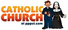 Free Powerpoints for Church - The Catholic Church - FREE Presentations in PowerPoint format, Free Interactives and Games