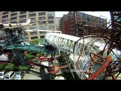 City Museum: A 10-Story Former Shoe Factory Transformed into the Ultimate Urban Playground | Colossal