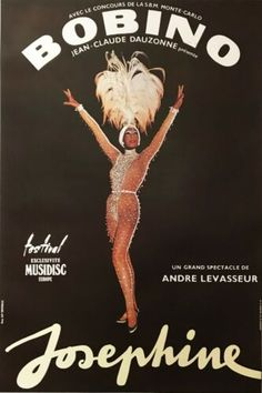 Art Vintage, French Vintage, Vintage Posters, Josephine Baker, Snacks For Work, Healthy Work Snacks, Monte Carlo, Digital Printer, Casino Royale