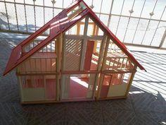 Vendo Barbie Dream House!!! dos plantas, seis habitaciones, modulos desarmables. ...107428495