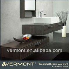 modern bathroom fixture cabinet, View modern bathroom fixture cabinet, Vermont Product Details from Hangzhou Vermont Deluxe Materials Co., Ltd. on http://Alibaba.com