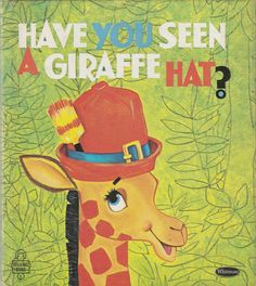 Homer Price, Birdhouse In Your Soul, Barnyard Animals, Spaniel Puppies, Thing 1, Have You Seen, Vintage Children's Books, Childrens Books, Giraffe