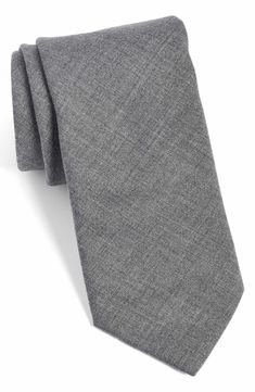 Main Image - Todd Snyder White Label Woven Wool Tie