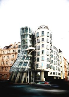Prague architecture (photo by Vassilis Spyrou)
