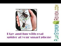 """How funny it will be when any one will found like real spiders moving on around of your smart phone. """"Spider in phone funny joke"""" is such a funny app which will give you that pleasure. Install the funny app to your smart phone and see the magic."""