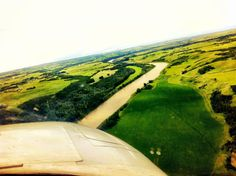 Low river flying. How cool would it be to have a float plane and just decide to land.
