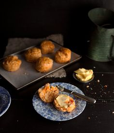 Easy  scones with sundried tomato and Parmesan cheese #baking