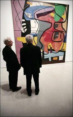 Le Barbican Centre rend hommage à l'architecte Le Corbusier