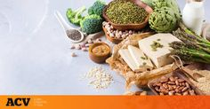 Assortment of healthy vegan protein source and body building food Fiber Rich Foods, High Fiber Foods, Raw Food Recipes, Healthy Dinner Recipes, Healthy Food, Health Benefits Of Fiber, Vegan Protein Sources, B Food, Honey Walnut Shrimp