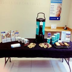 Events are always better with Davids Tea. Thanks for the drinks and to everyone who attended our hearing health event at our Billings Bridge location in Ottawa.