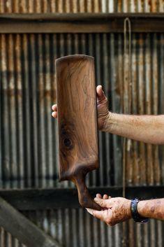 7 Black Walnut Wood Handmade Cutting Board for Serving