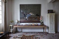 Chez Astier de Villatte   MilK decoration